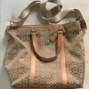 Coach tote (large)